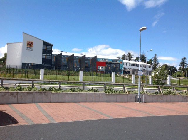 Temple Carrig Secondary School, Greystones, Co Wicklow